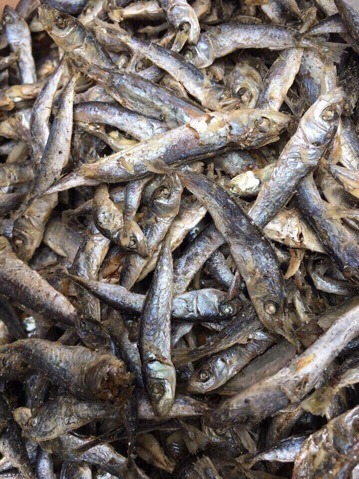 Cá Tạp Khô
